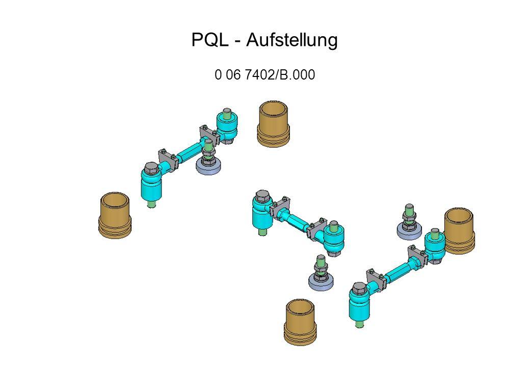 PQL - Aufstellung 0 06 7402/B.000