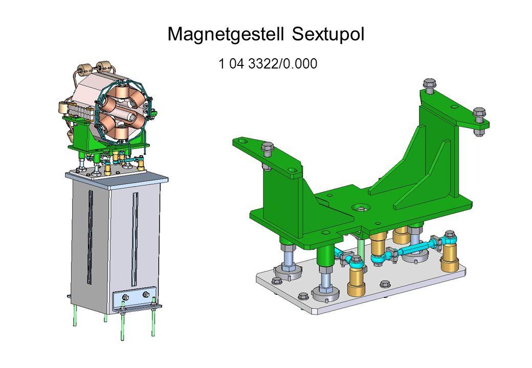 Magnetgestell Sextupol 1 04 3322/0.000