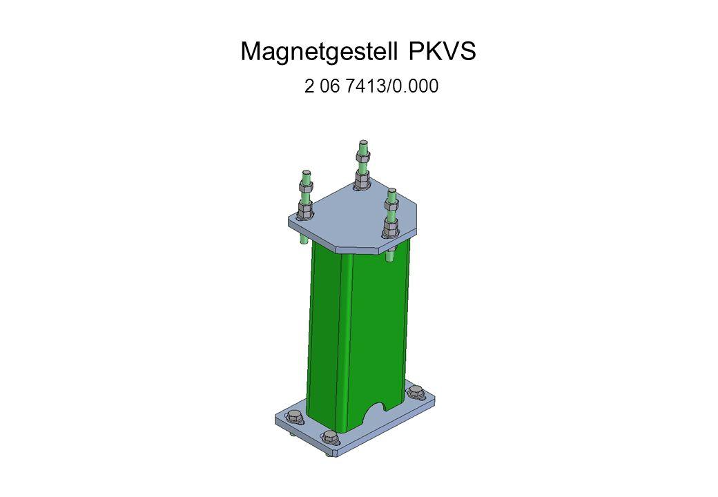 Magnetaufstellung CV 2 06 7408/0.000