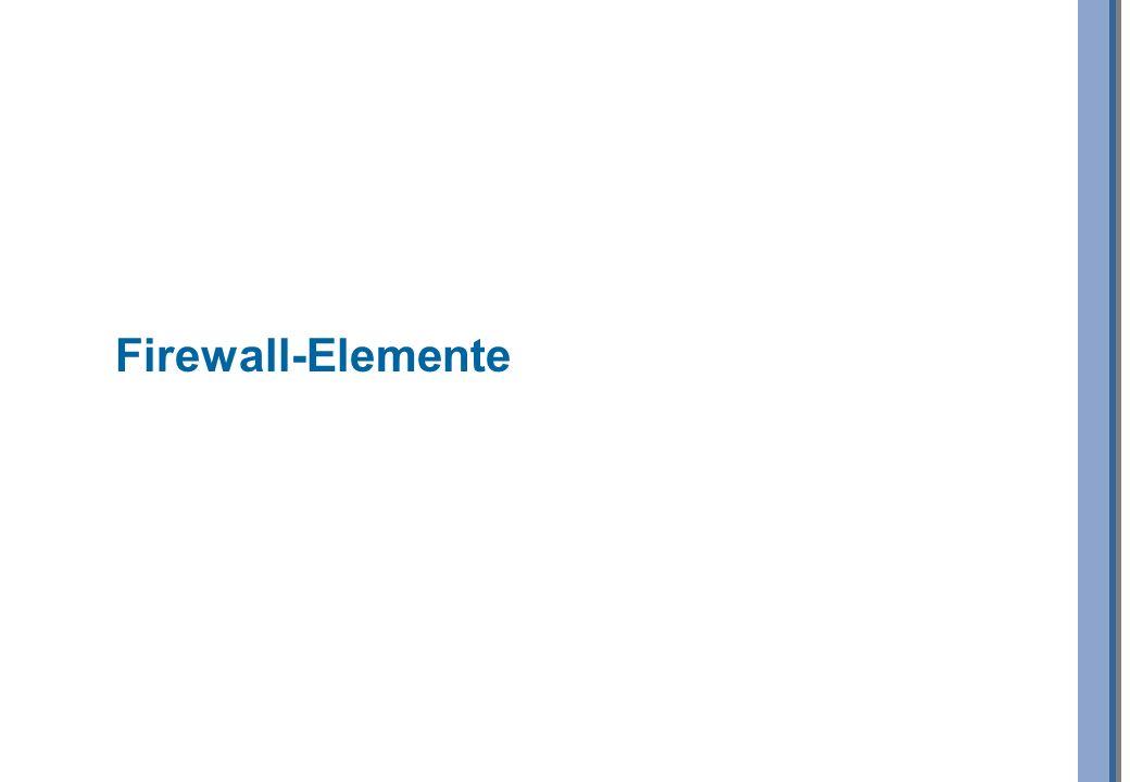Firewall-Elemente