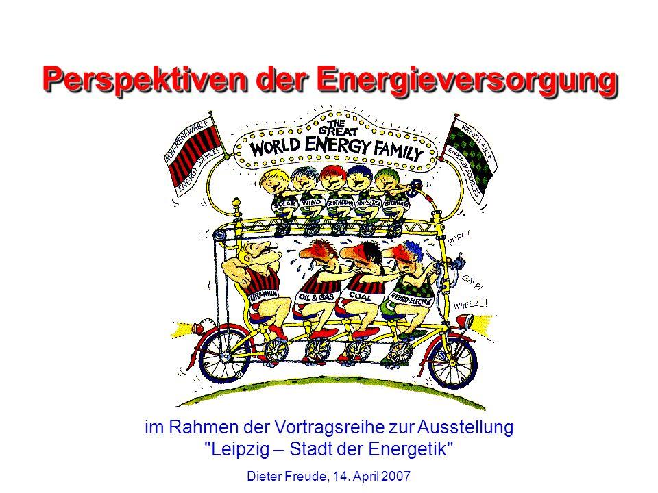 Energiepotenziale in Deutschland Rects uns oben aus M.