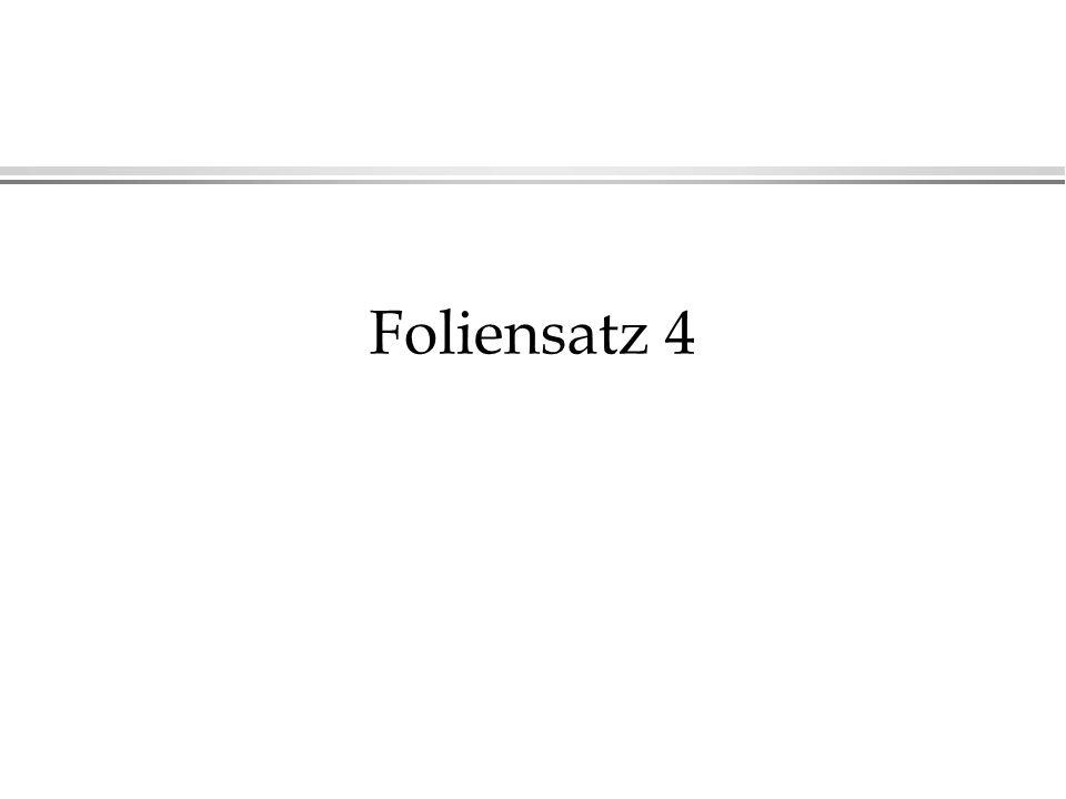 Foliensatz 4