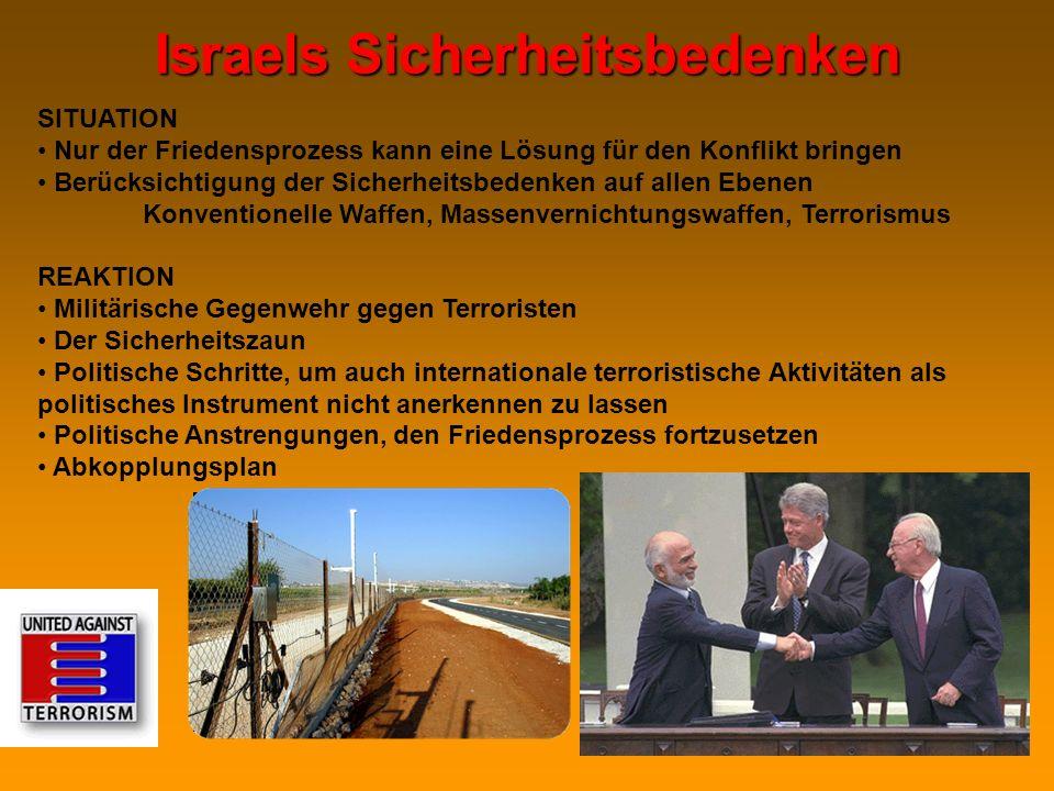 Die Hamas (Islamische Widerstandsbewegung) Gegründet: 1978 Führer: Unbekannt, bis 2004 Sheikh Ahmed Yassin Basis: hauptsächlich Gaza, auch West Bank I