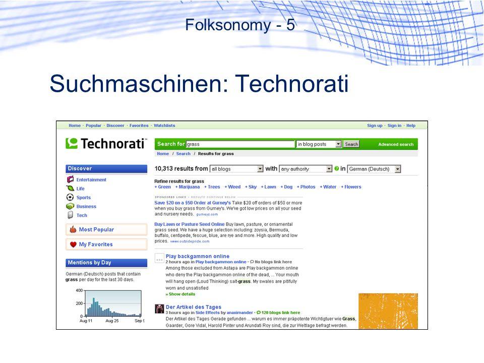 Wikis: Wikipedia Folksonomy - 6