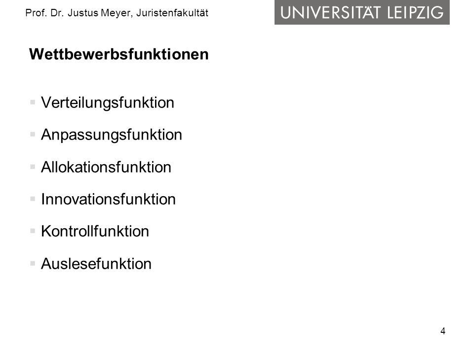 5 Prof.Dr. Justus Meyer, Juristenfakultät 2.