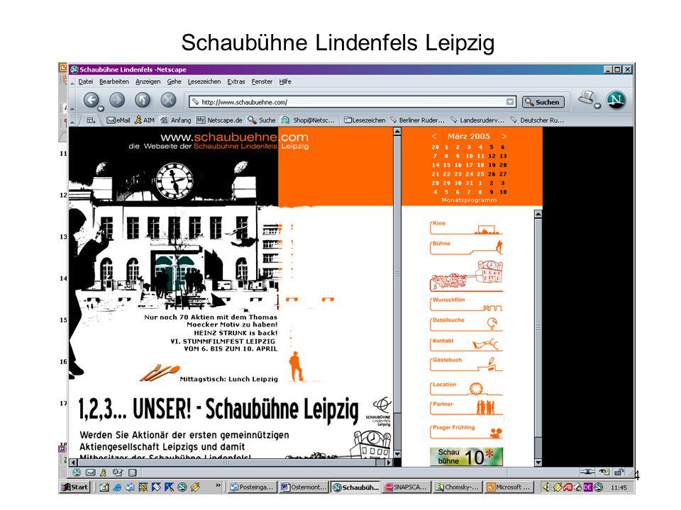 14 Schaubühne Lindenfels Leipzig