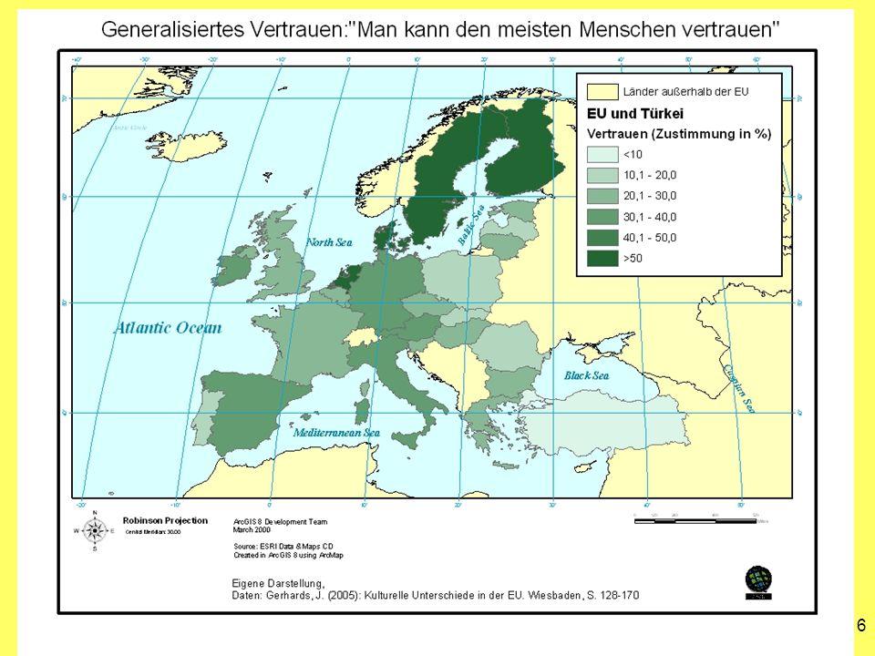 Seminar: Auf dem Weg zu einer europäischen Gesellschaft? - Dr. Monika Eigmüller – SS 07 16