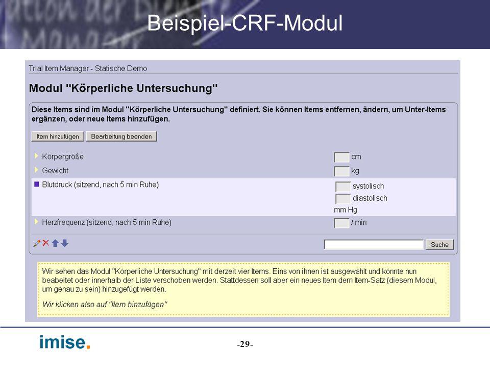 -29- Beispiel-CRF-Modul