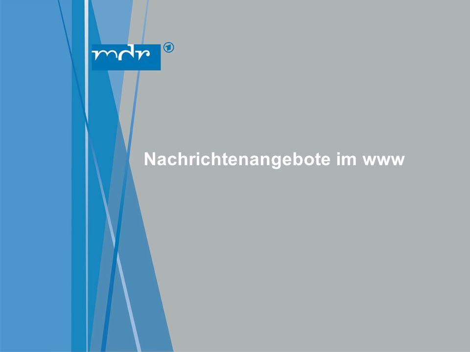 S. 1Vortrag: Wolfgang Kenntemich 13.4.2007 Nachrichtenangebote im www