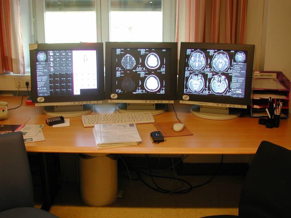 Bedeutung I&K-Technik Das KIS Nutzung des KIS Datenschutz & Datensicher- heit QB1 WS 2006/2007 Alfred Winter: Krankenhausinformationssysteme 49/61 in