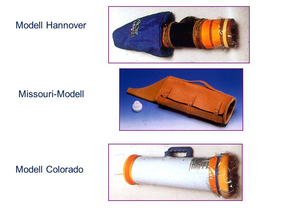Modell Hannover Modell Colorado Missouri-Modell