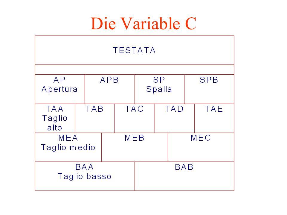 Die Variable C