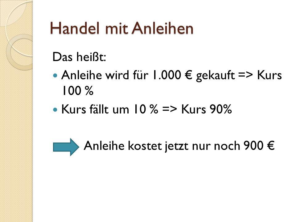 Neuland AG - Anleihe Miete Büros im Jahr (100 m²)13200 Gehälter für 10 Mitarbeiter im Jahr500.000 Sonstige jährliche Kosten (Telefon, Wartung etc.) 5.000 Jährliche Kosten548.200 Einmalige Anschaffungskosten Computer, Netzwerktechnik, Büroausstattung 30.000 Kosten für Anwerbung der Mitarbeiter3.000 Einmalige Kosten33.000 Stuttgart