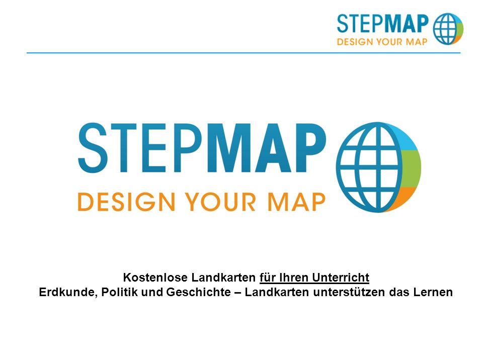 Kostenlose Landkarten für Ihren Unterricht Erdkunde, Politik und Geschichte – Landkarten unterstützen das Lernen