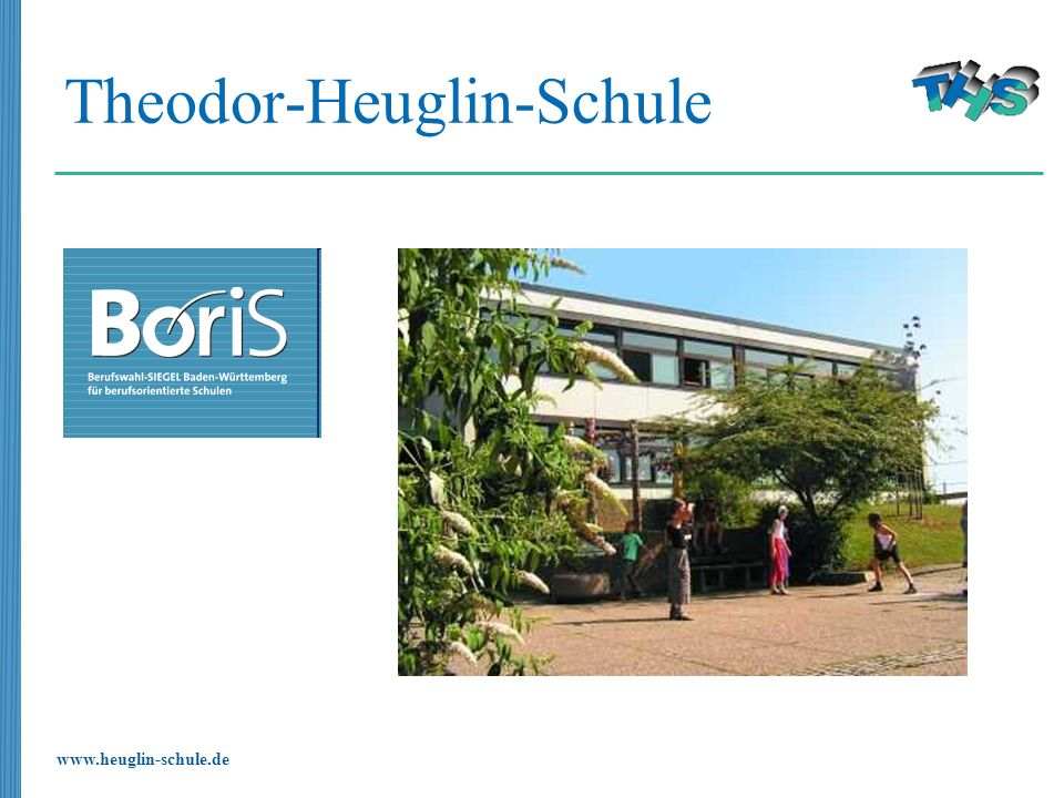 www.heuglin-schule.de Qualitätsindikatoren Das Langzeitpraktikum unterstützt die Persönlichkeitsentwicklung der Schüler.