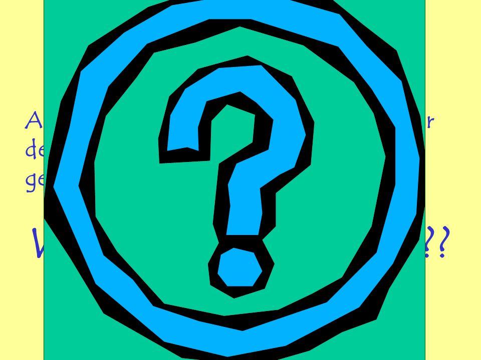 Angenommen, Sie wären der Empfänger des Reisesouvenirs aus Südamerika gewesen: Was würden Sie tun ???