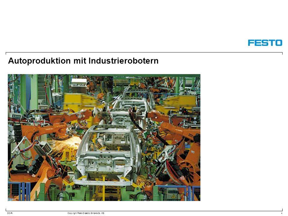 DC-R/Copyright Festo Didactic GmbH&Co. KG Autoproduktion mit Industrierobotern 4