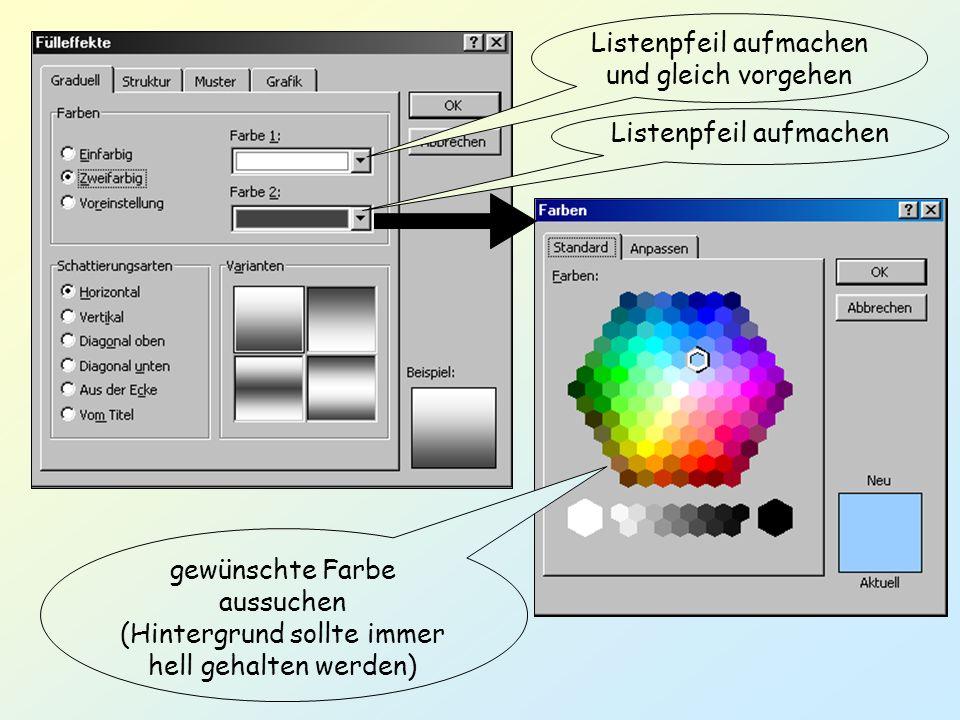 Tipp: Spirale Registerkarte Effekte gewünschte Animation vornehmen Registerkarte Reihenfolge & zeitlicher Ablauf Objekt auswählen