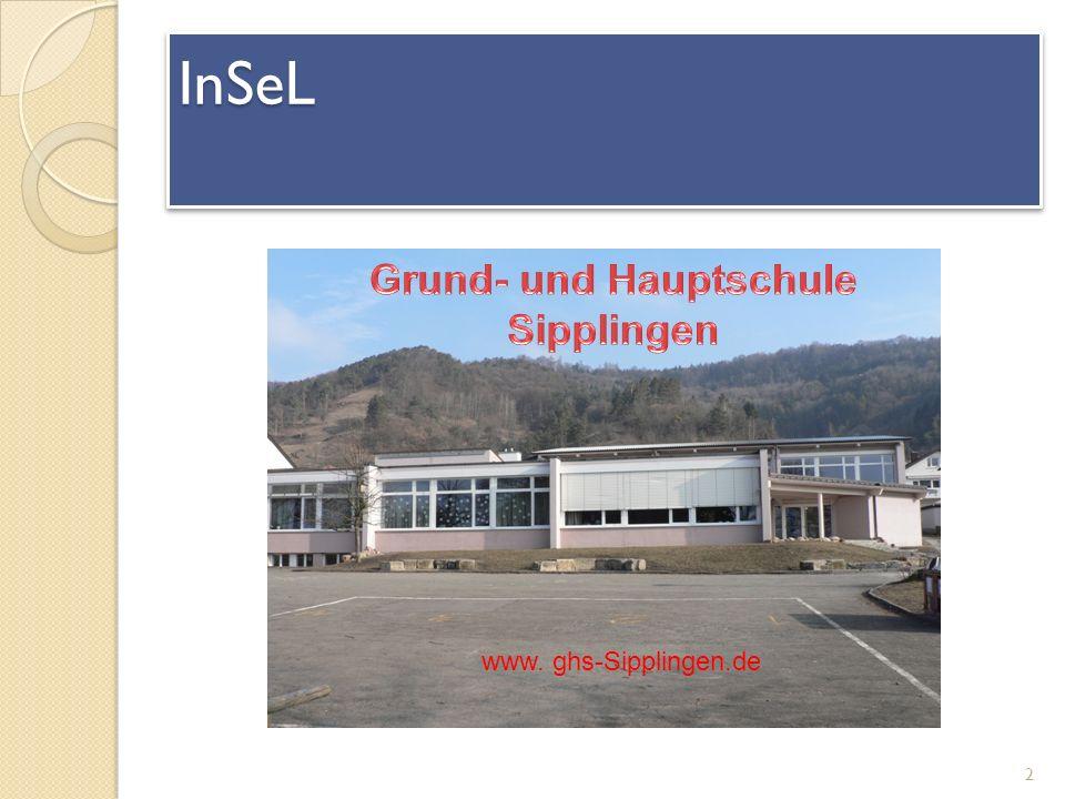 2 InSeLInSeL www. ghs-Sipplingen.de