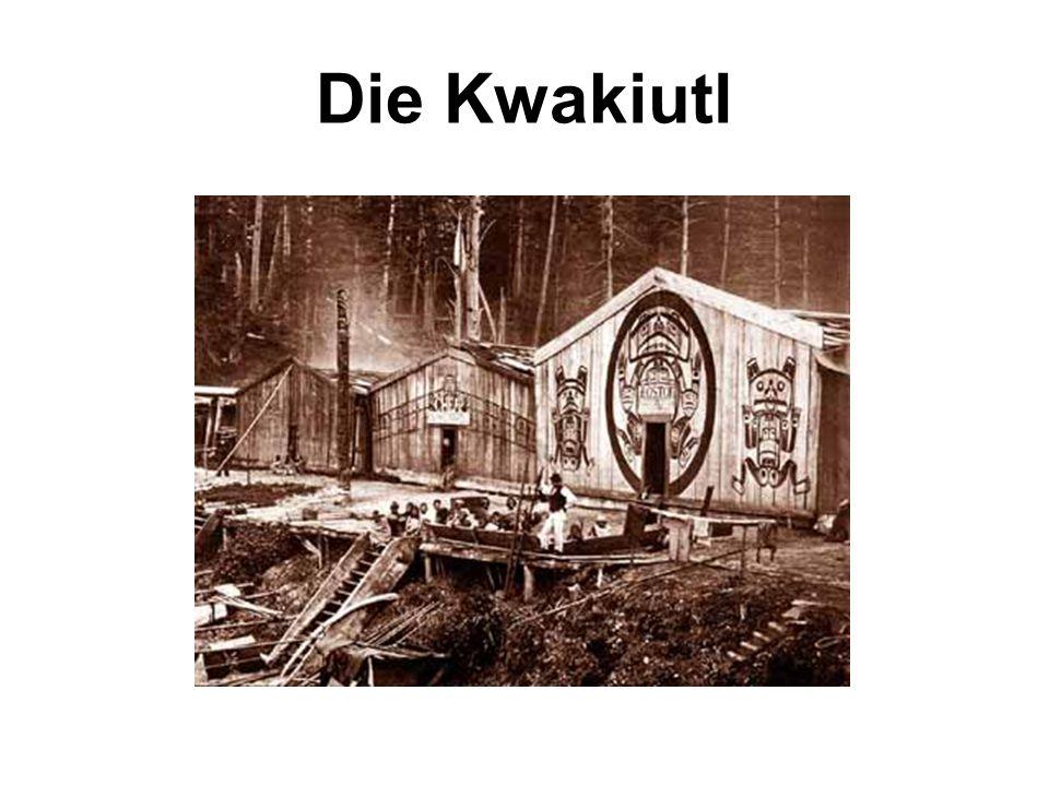 Die Kwakiutl