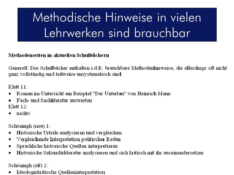 7 Muster: Arbeitsschritte bei der Interpretation von Textmaterial (Quellen und Darstellungen) 1.