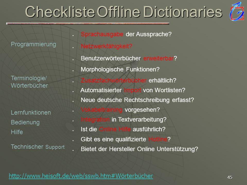44 More online dictionaries