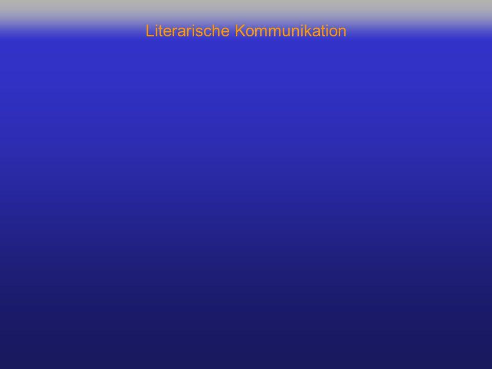 Distribution z.B.Publikation / Archivierung in untersch.