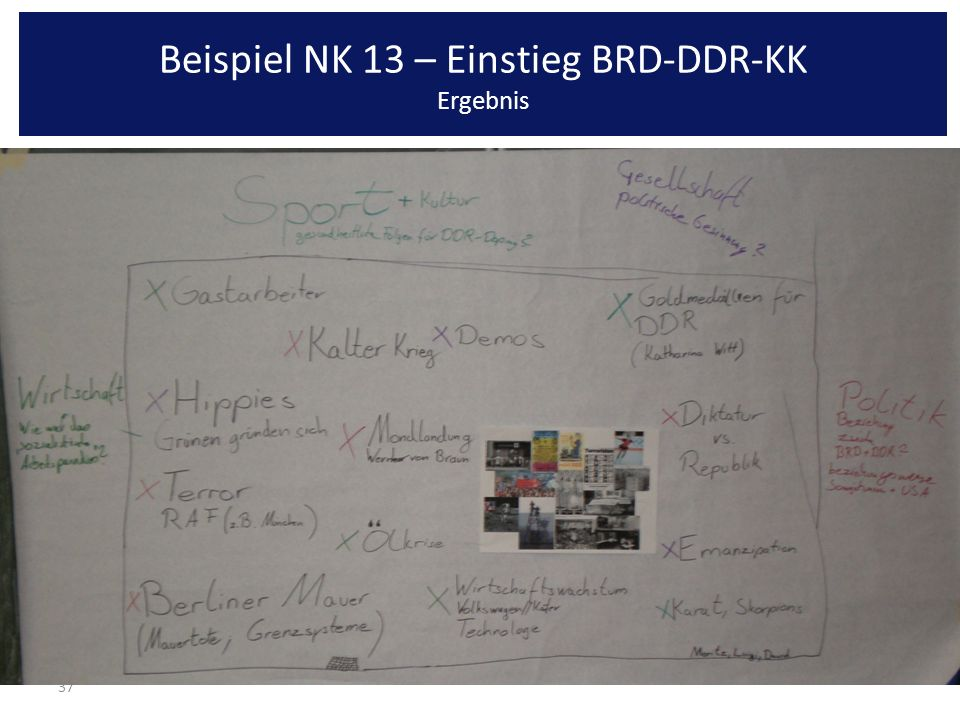 37 Beispiel NK 13 – Einstieg BRD-DDR-KK Ergebnis
