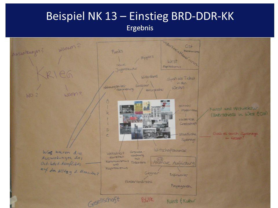 38 Beispiel NK 13 – Einstieg BRD-DDR-KK Ergebnis