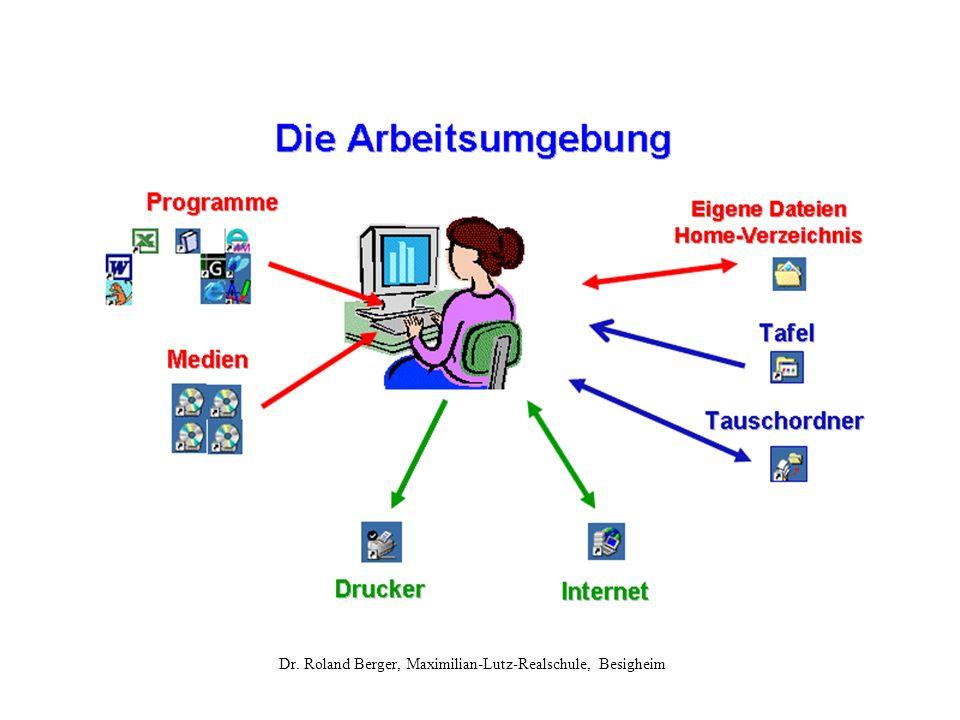 Dr. Roland Berger, Maximilian-Lutz-Realschule, Besigheim