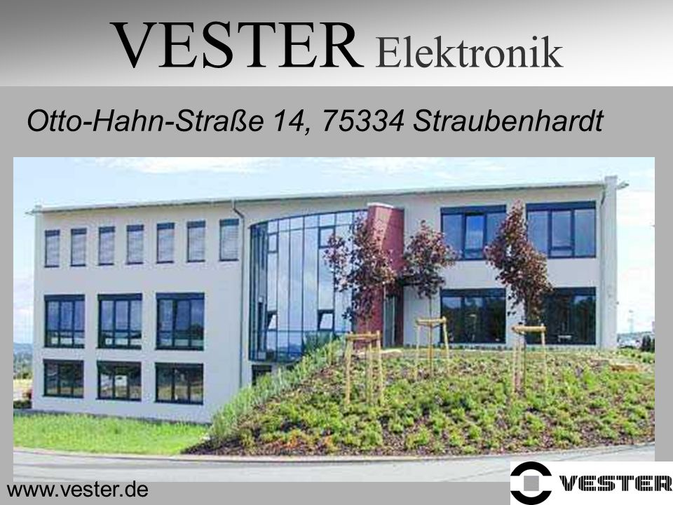 VESTER Elektronik Press-Prozessor SPP x20 www.vester.de