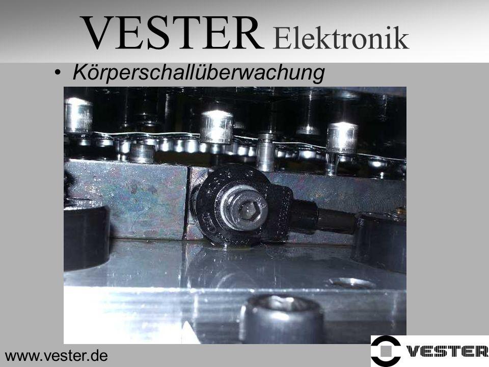 VESTER Elektronik Körperschallüberwachung www.vester.de