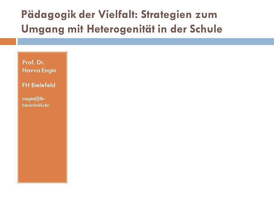 Zusammenfassung: Unabdingbare Kompetenzen – Professionswissen (nach Wischer 2009) : Sachkompetenz Diagnostische Kompetenz Didaktische Kompetenz Klassenführungskompetenz