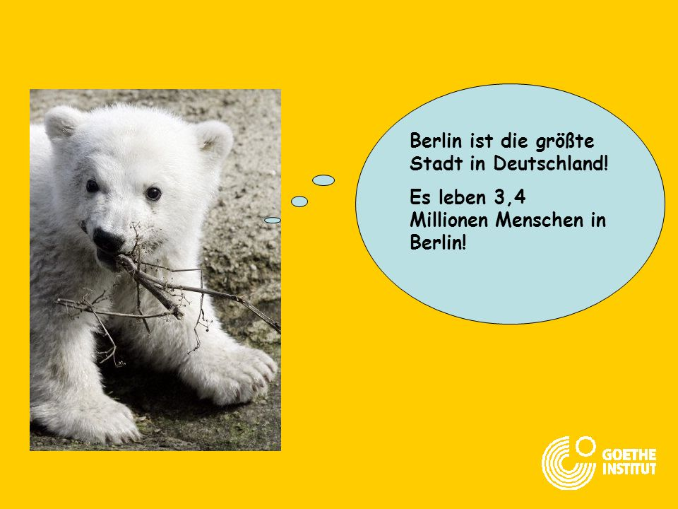 Berlin ist auch eine ganz besondere Stadt: Es gab dort von 1961 bis 1989 eine Mauer.