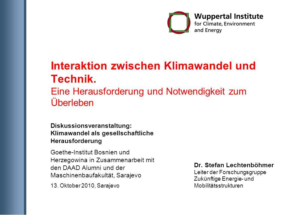 Wuppertal Institut 12 13.