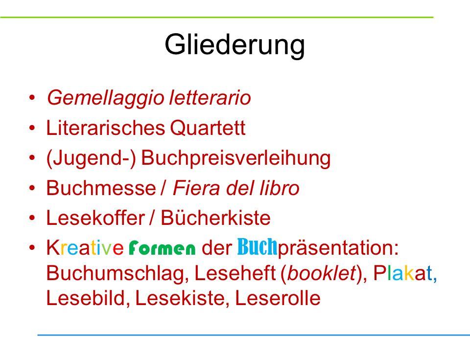 (Jugend-) Buchpreisverleihung Fragen und Arbeitsaufträge für den Workshop: Gestaltung der lektürebegleitenden Arbeitsblätter.