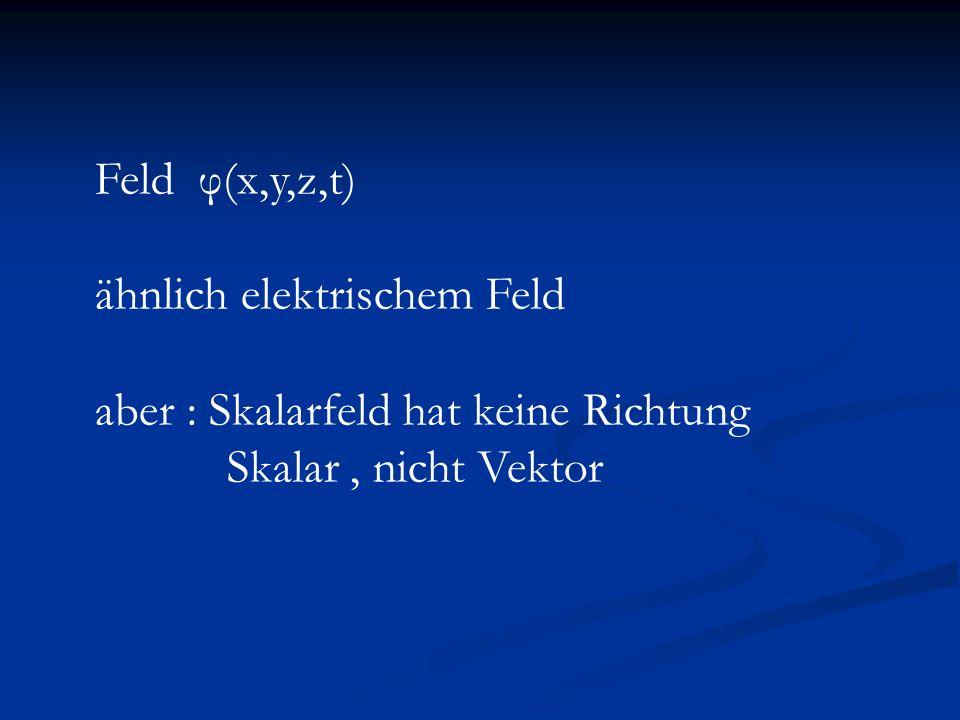 Gravitationseinheiten Newtons Konstante Newtons Konstante G N =1/(8πM²) G N =1/(8πM²) Reduzierte Planck Masse Reduzierte Planck Masse M=2.44×10 18 GeV M=2.44×10 18 GeV M=1 : GeV = 4.1×10 -19 M=1 : GeV = 4.1×10 -19