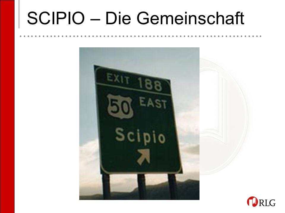 SCIPIO – Die Gemeinschaft