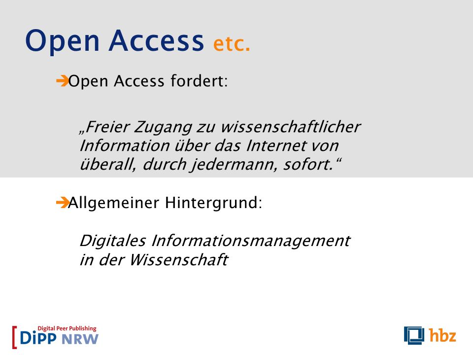 Rechte-Management Kooperationspartner INSTITUT FÜR RECHTSFRAGEN DER FREIEN UND OPEN SOURCE SOFTWARE d-fsl Deutsche Freie Software Lizenz DPPL Digital Peer Publishing License Baukastensystem (1)DPPL Basislizenz (2)modulare DPPL (3)freie DPPL DiPP-Services