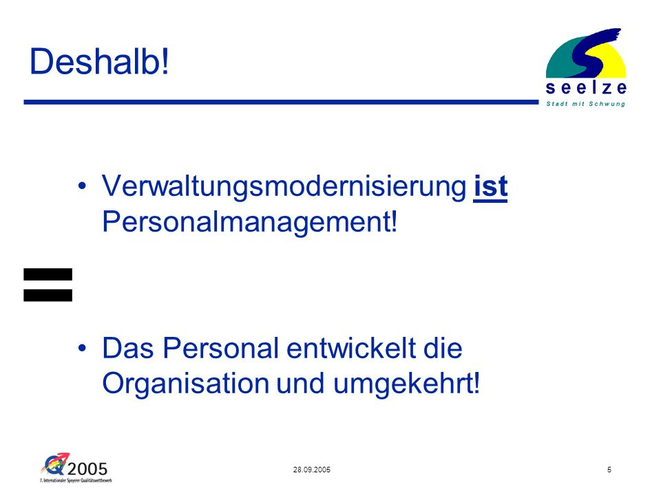 28.09.20056 Konsequente Delegation Frau Brenner (Mitarbeiterin der Abt.