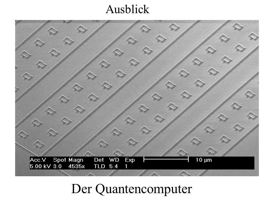 Ausblick Der Quantencomputer