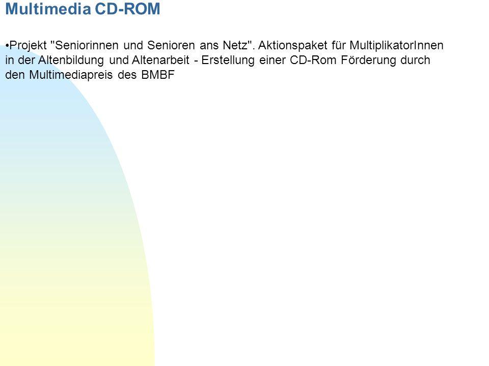 Multimedia CD-ROM Projekt