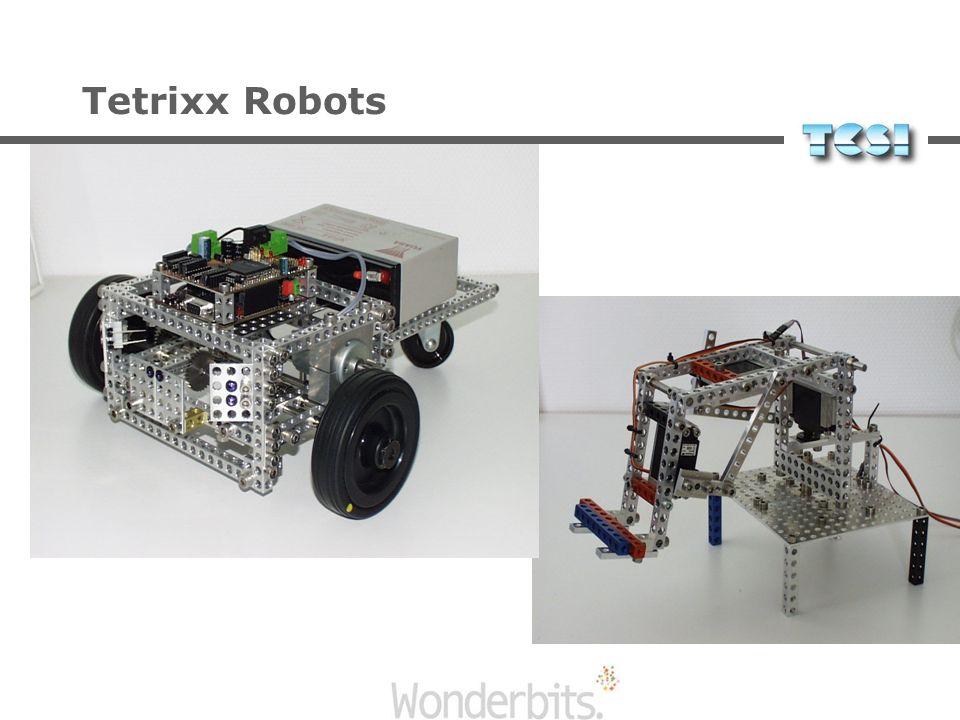 Tetrixx Compact: Contents