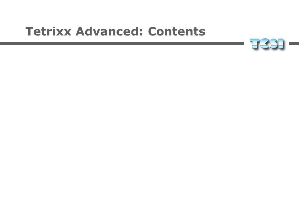 Tetrixx Advanced: Kit Tetrixx Advanced Kit, bestehend aus Tetrixx Mechanics Tetrixx Sense hochwertige DC-Motoren (mit Getriebe und Odometrie) leistung