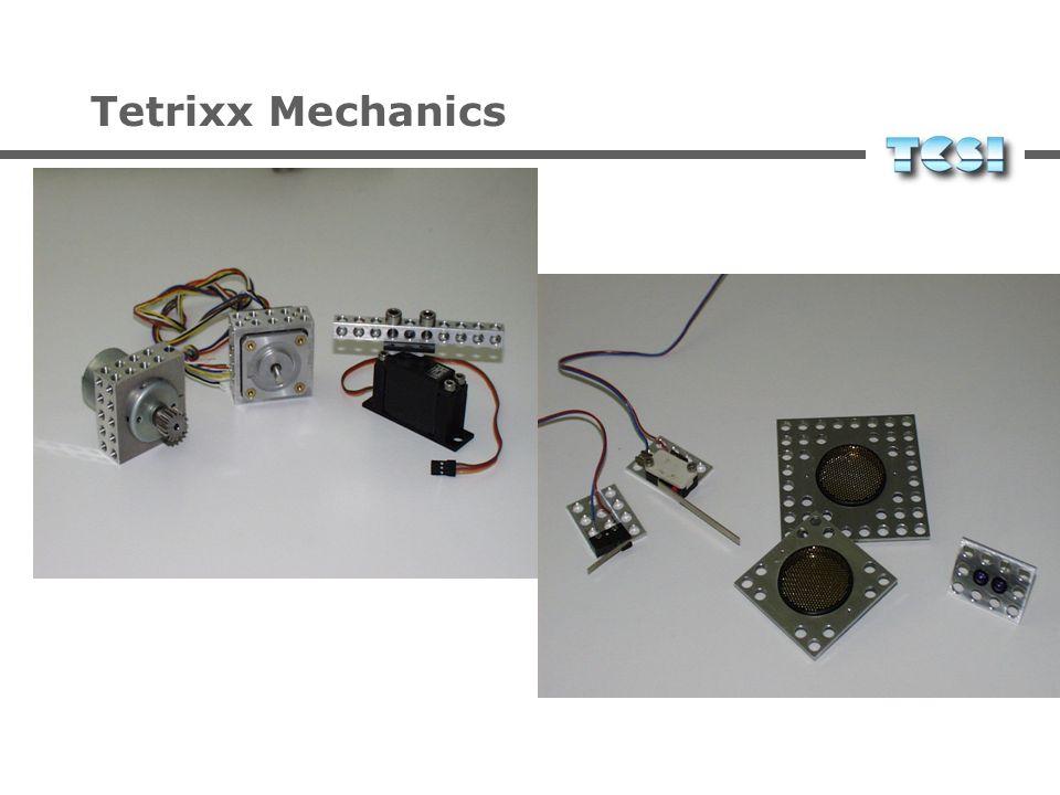 Tetrixx Mechanics