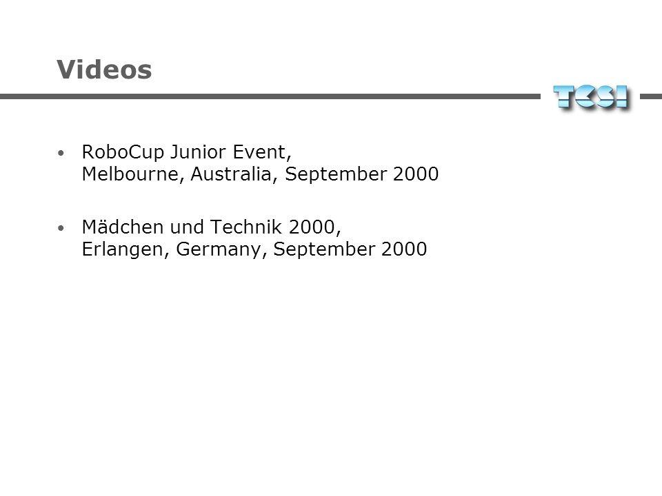 The Cool Science Institute Gerhard K. Kraetzschmar __VIDEO SLIDES