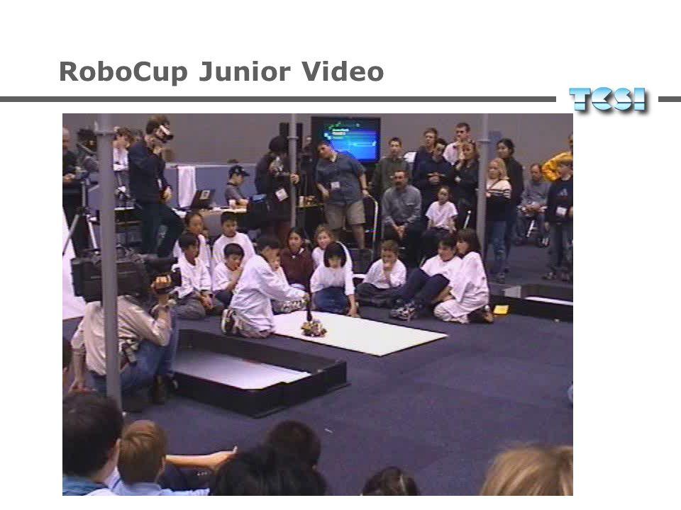 Videos RoboCup Junior Event, Melbourne, Australia, September 2000 Mädchen und Technik 2000, Erlangen, Germany, September 2000