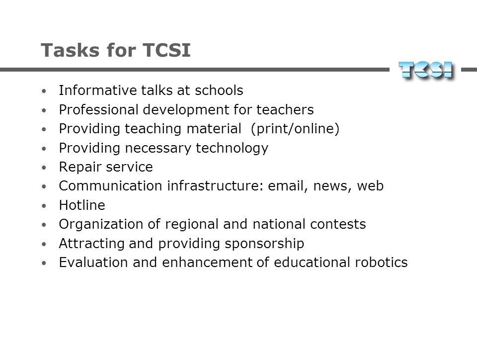 Zweck und Zielsetzung Konkret Förderung des Interesses an Naturwissenschaft und Technik Durchführung von Robot Building Labs mit Kindern und Schülern