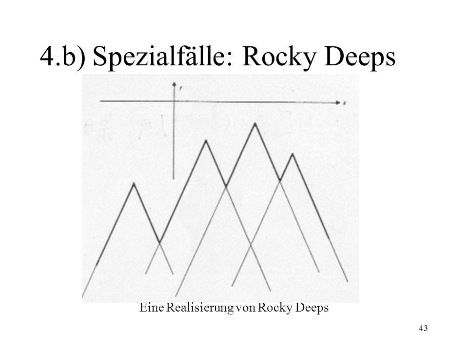 43 4.b) Spezialfälle: Rocky Deeps Eine Realisierung von Rocky Deeps