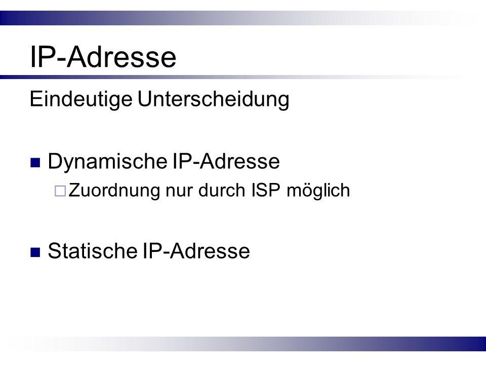Web Mixe JAP Java Programm auf dem Anwender-PC Plattformübergreifender Einsatz möglich Dient als Proxy-Server Verschlüsselt Datenpakete so viele Male, wie Mixe in der Mix-Kaskade vorhanden sind